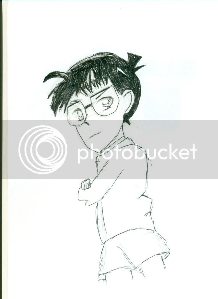 Mis dibujos Conan
