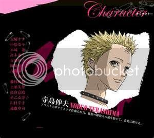 Top 10 chicos guapos del anime NobuL