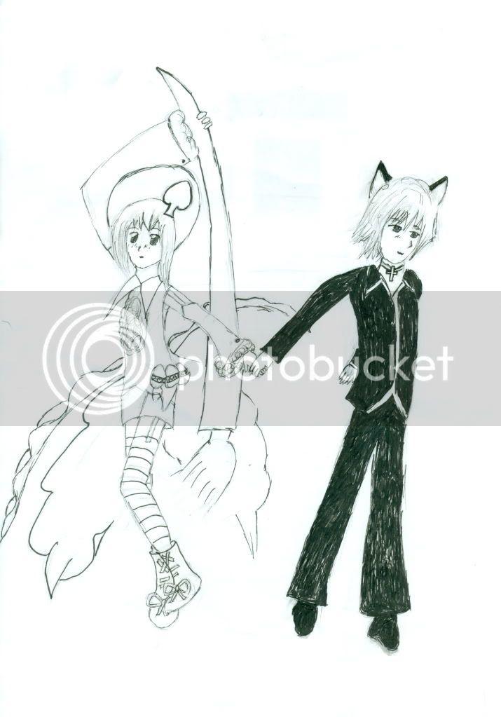 Mis dibujos Paramiakayuki
