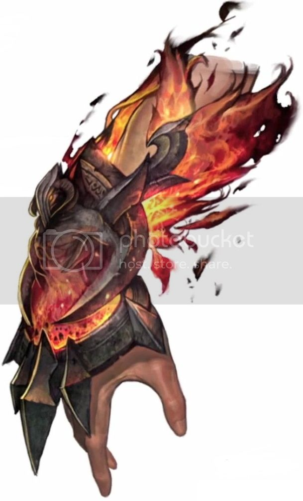 Caelum Online - REGRAS E FICHAS Fire_Gods_Vambraces_concept_art_zps9bca1153