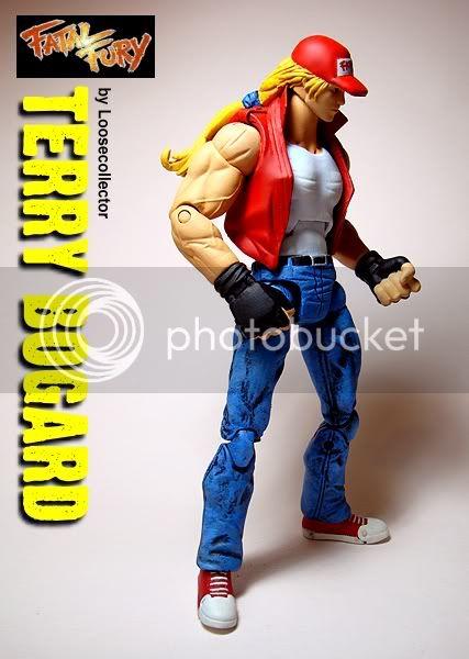 Terry Bogard Custom! Terrybogard