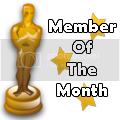 Member Of The Month