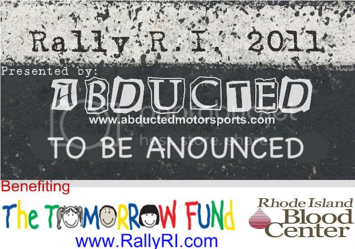 Rally R.I. 2011 RALLYRI2011