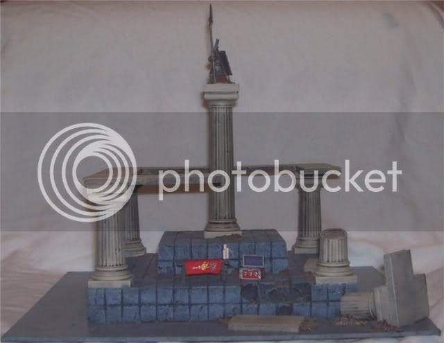 Modular City of the Damned MordheimSoldiersShrine005