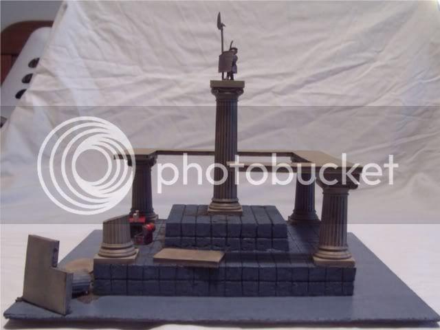 Modular City of the Damned MordheimSoldiersShrine007
