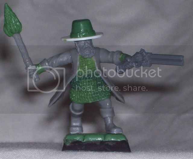 Witch Hunter War Band WitchHunterWIP004