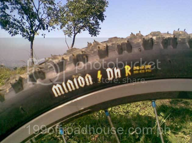 Best AM/light DH tire for our conditions Image062