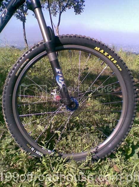 Best AM/light DH tire for our conditions Image063