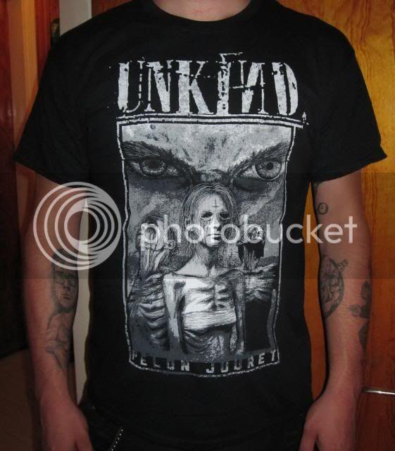 UNKIND - Uus LP (Pelon juuret) ulkona 8.7.2013 IMG_1991