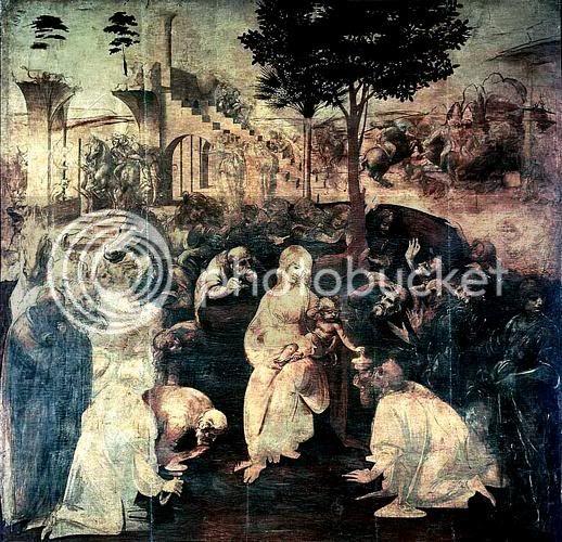 الرّسام العالمي الشهير ليوناردو دافينشي 1452 – 1519  G_O_ona_agi