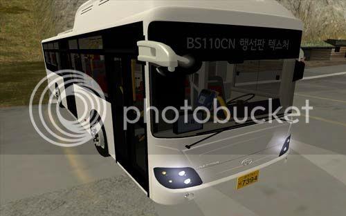 Daewoo Bus Show