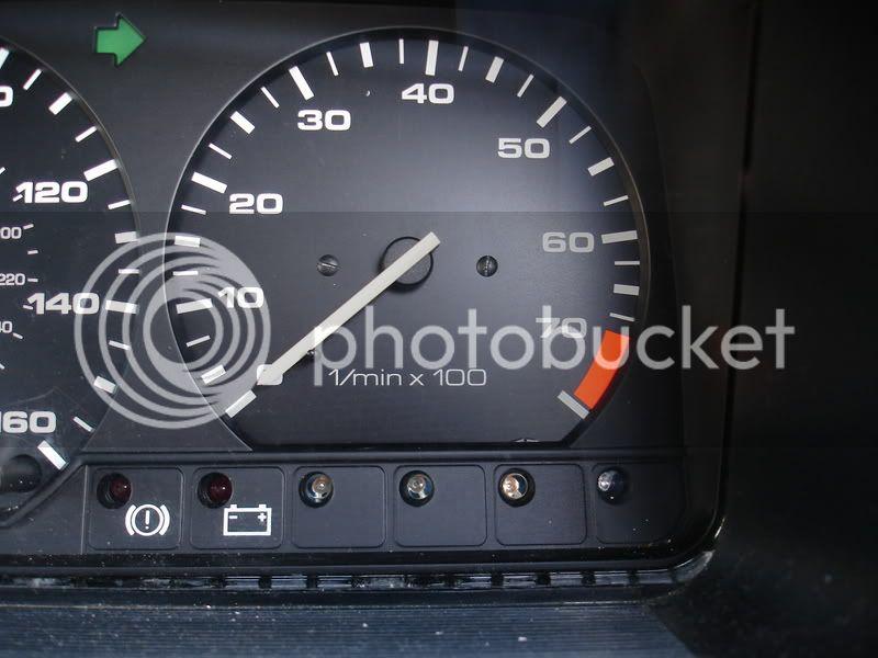 JSB Racing Shift light kit, for Corrado and Mk3 Golf DSC01699-1