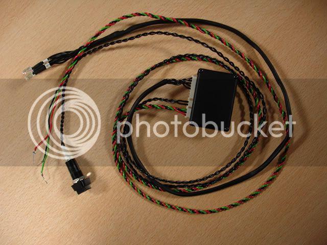 JSB Racing Shift light kit, for Corrado and Mk3 Golf Shift_light_kit