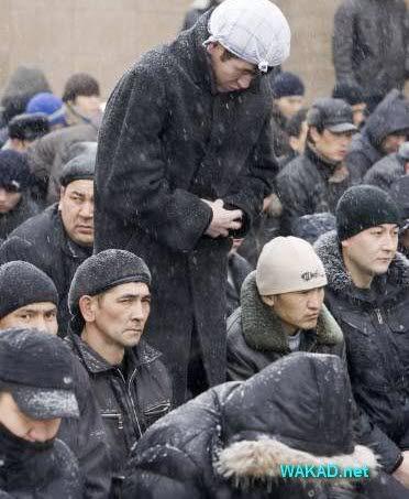صلاة جمعة في كازخستان 68232