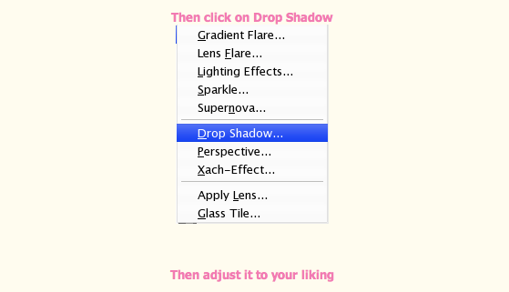 How to add a shadow using gimp! Screenshot2010-06-27at92130PM