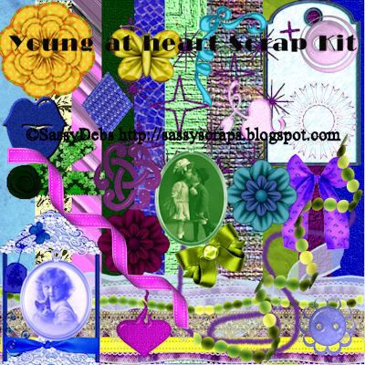 SD Young at Heart Scrap Kit FTU Preview-1