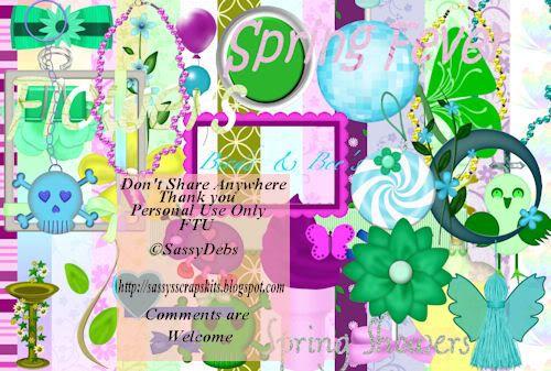 SD ~ Spring Kit 1 FTU SDSpringKitFTUPreview