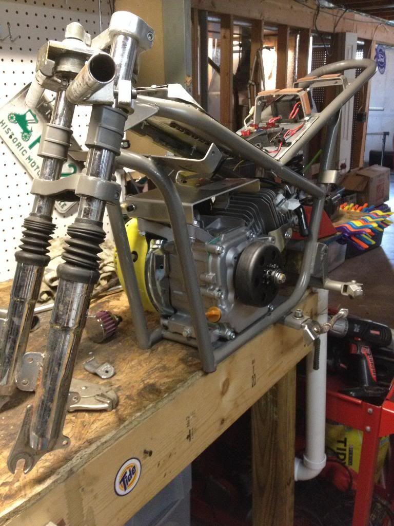 Pocket drag bike build! Image-4