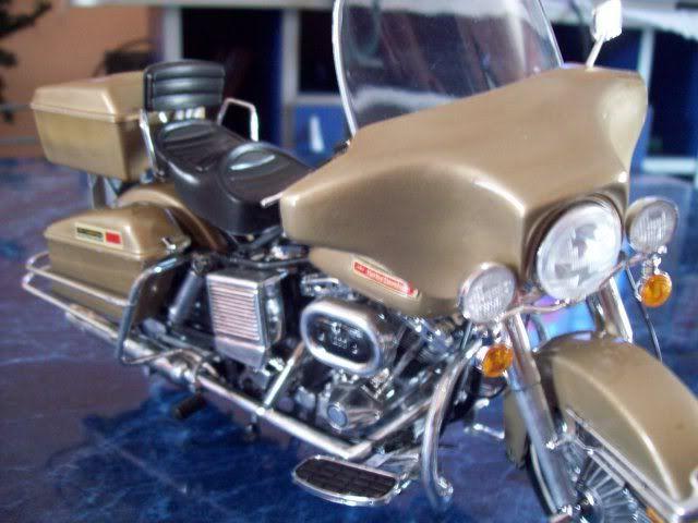 HARLEY DAVIDSON FLH 1200 ELECTRA GLIDE 100_5500