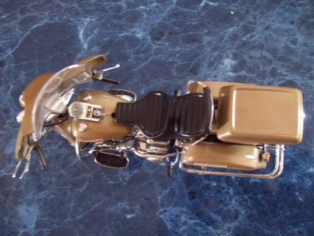 HARLEY DAVIDSON FLH 1200 ELECTRA GLIDE 100_5507