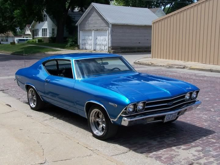 Well.....How about this one?? Chevelle
