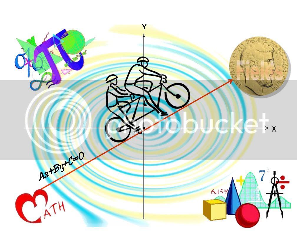 """Logo """"sự phát triển khối toán"""" LG"""