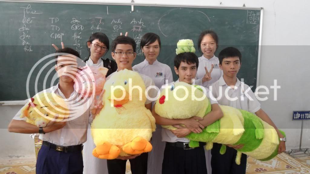 [Hình ảnh] Sinh nhật 7 đứa ^^ - Sơ kết học kì 1 SDC12098