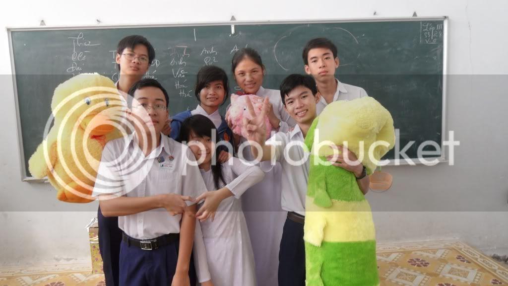[Hình ảnh] Sinh nhật 7 đứa ^^ - Sơ kết học kì 1 SDC12100