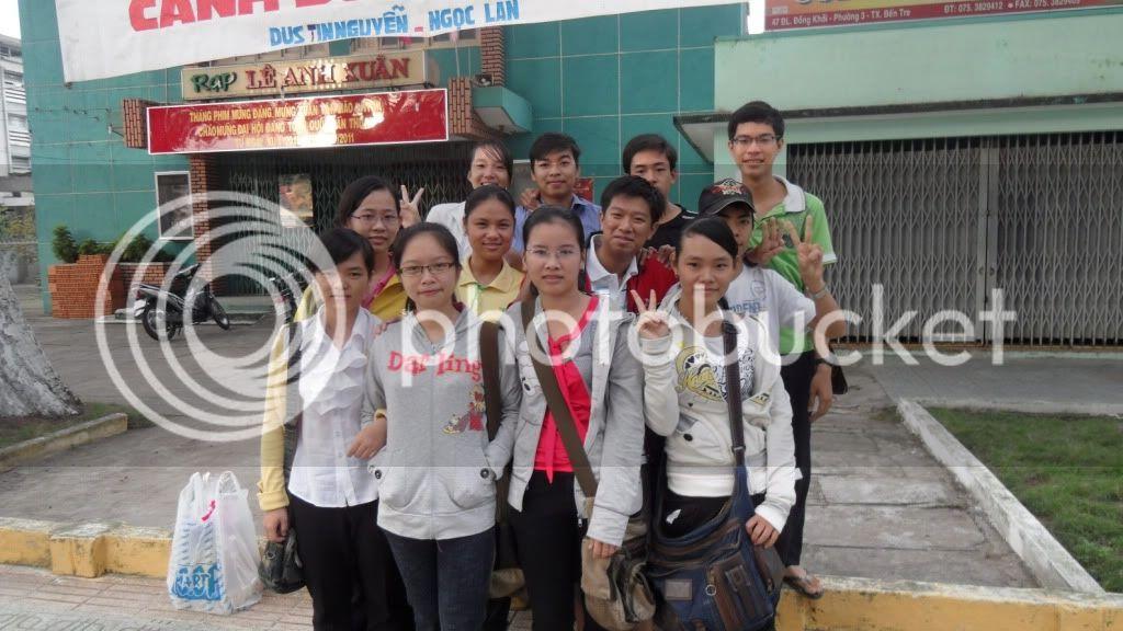 [Hình ảnh] Đi nhà Nhụy - P1 - Chờ xe bus SDC12129