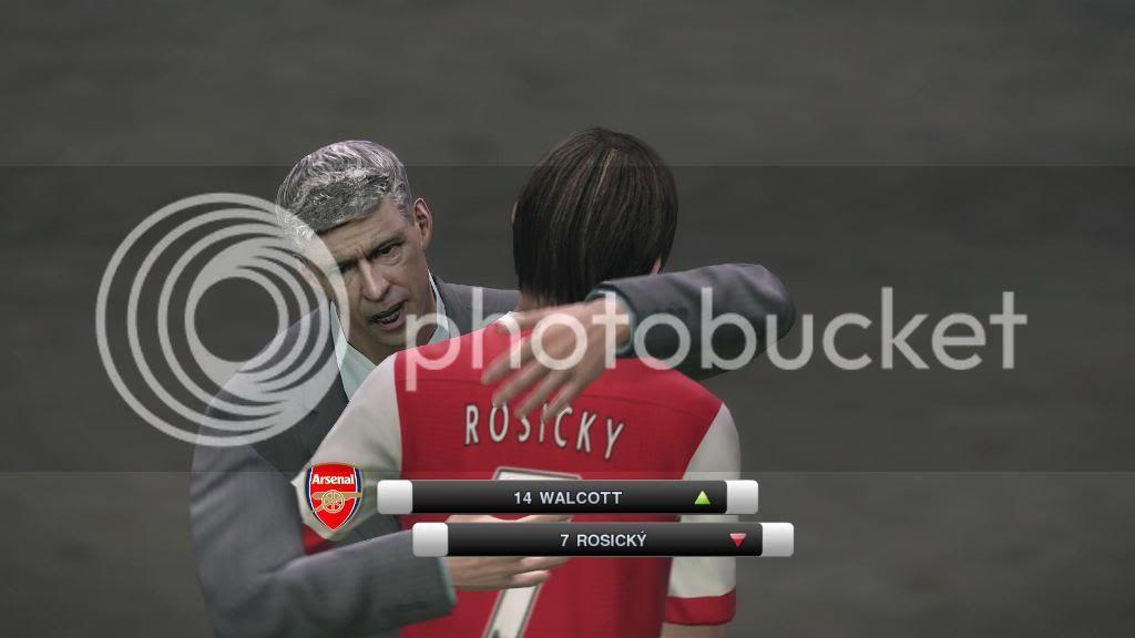 باتش تغيير وجوة المدربين لـ لعبة Pes 2011 بحجم 3 ميجا Wenger-1