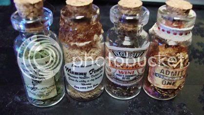 Alchemystic Door /  Fimo food p 2 bas Bottles008