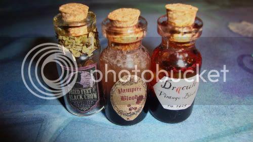 Alchemystic Door /  Fimo food p 2 bas Drop2010-1