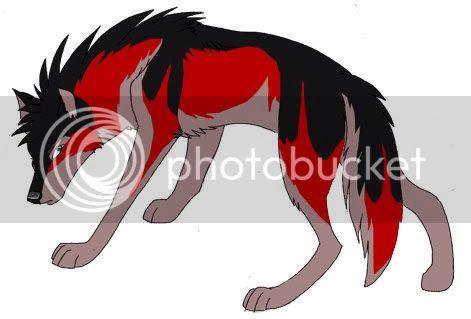 Mondwolf - Wenn der Mond den Himmel verlässt AnimeWolf23