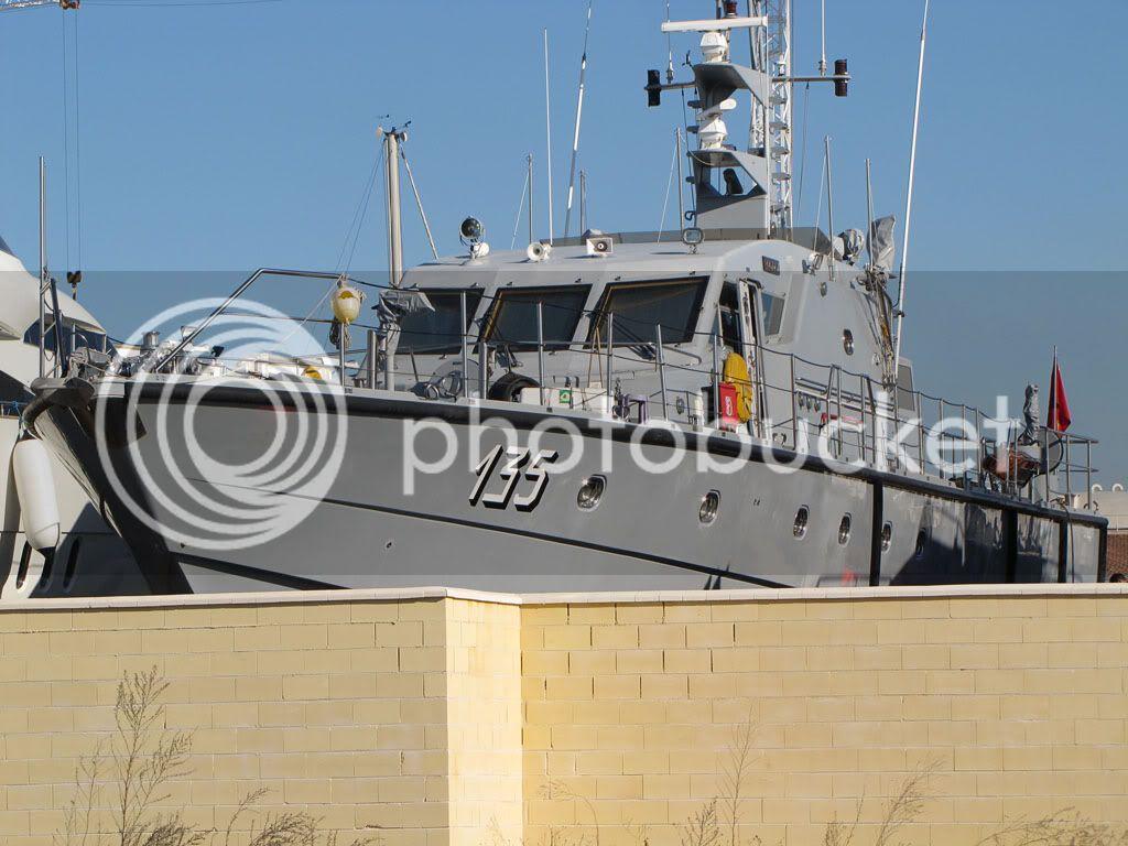 البحرية الملكية المغربية -شامل- 135