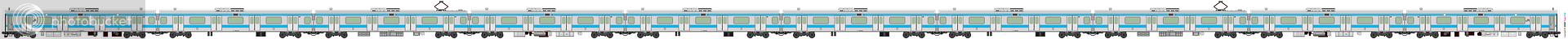 鐵路列車 1962