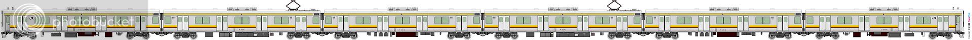 鐵路列車 1969