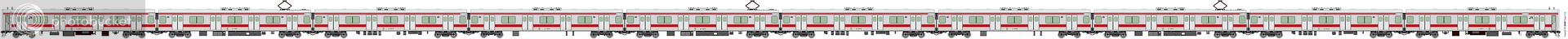 鐵路列車 1975