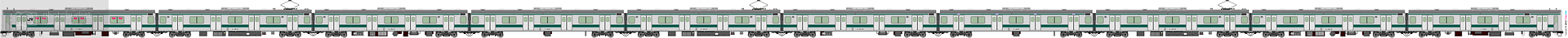 鐵路列車 1977