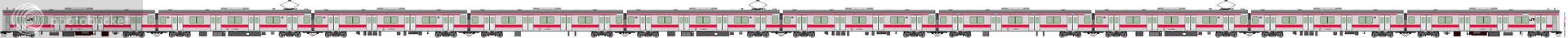 [5583] 東日本旅客鐵道 1983