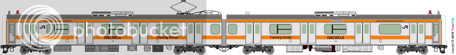 鐵路列車 1984