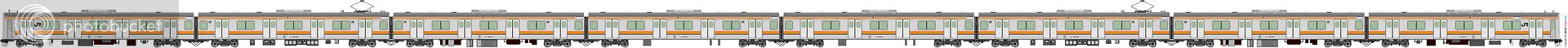 鐵路列車 1985