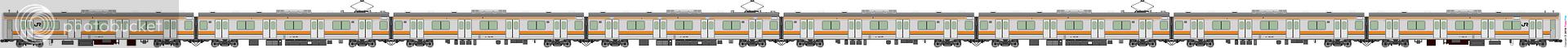 鐵路列車 1986