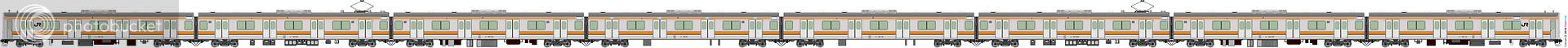 鐵路列車 1987