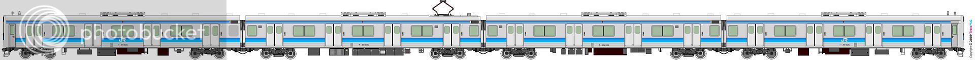 鐵路列車 1988