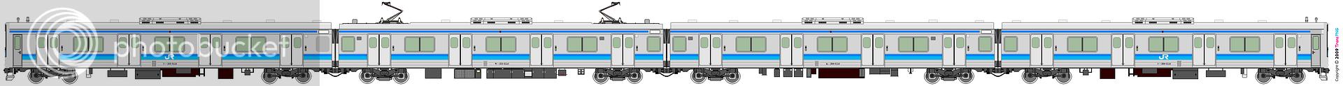 鐵路列車 1989