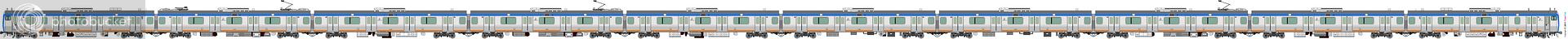 鐵路列車 1990
