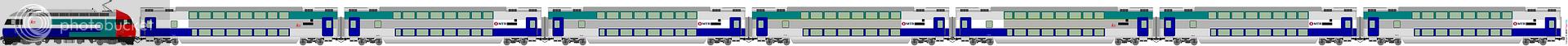 鐵路列車 1992