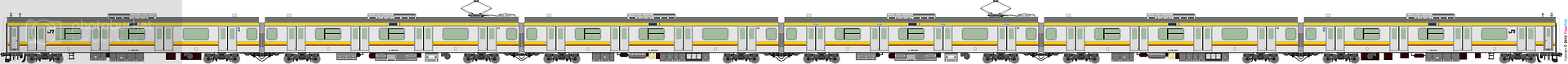 [5077] 東日本旅客鐵道 2077