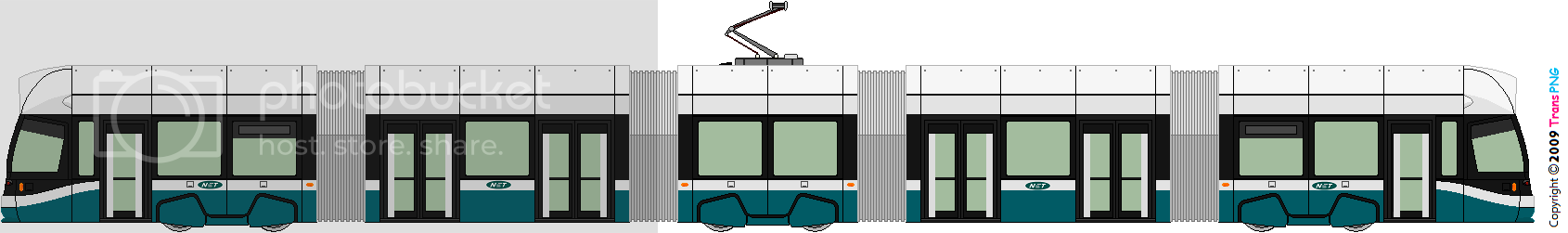 [5080] Nottingham Trams 2080