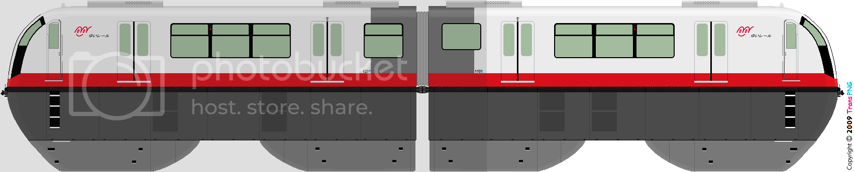 [5094] 沖繩都市單軌鐵道 2094